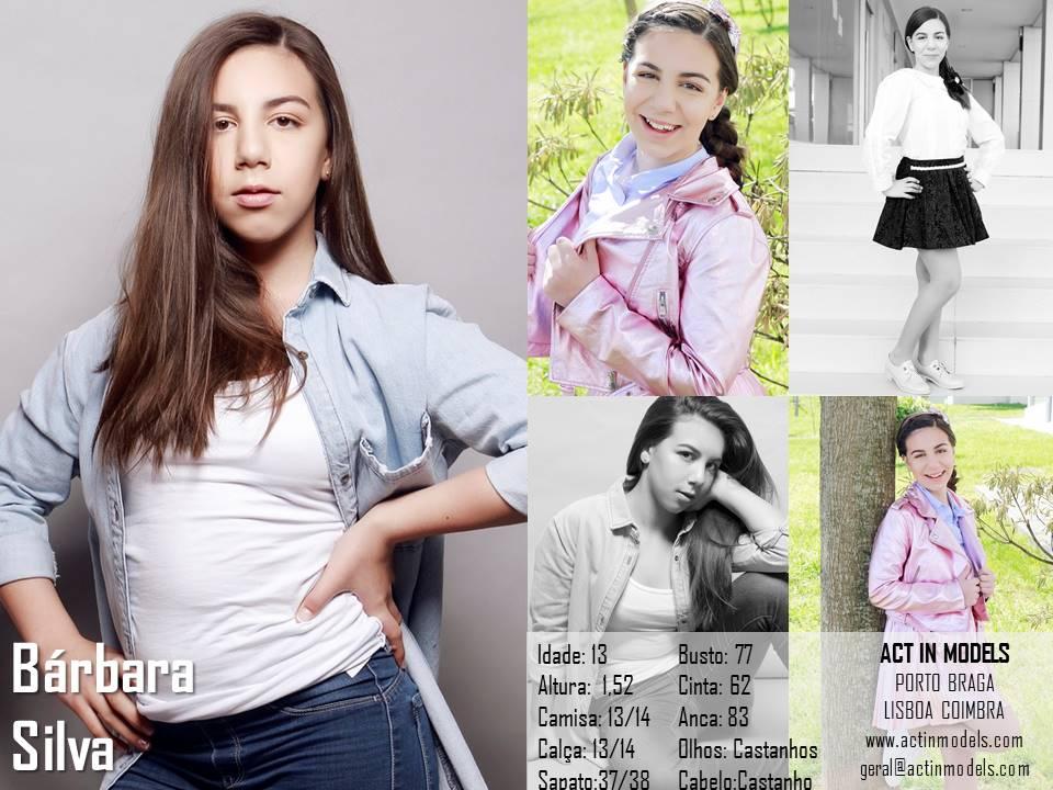 Bárbara Silva – Composite