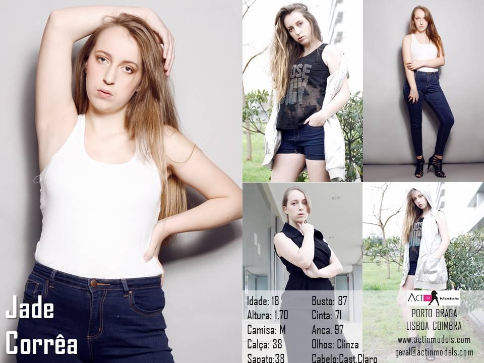 Jade Correa – Composite