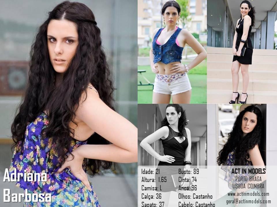 Adriana Barbosa- Composite