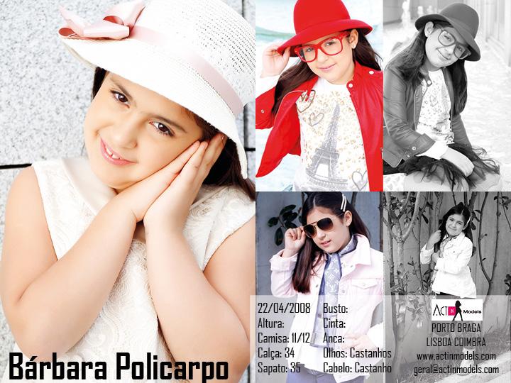 Bárbara Policarpo