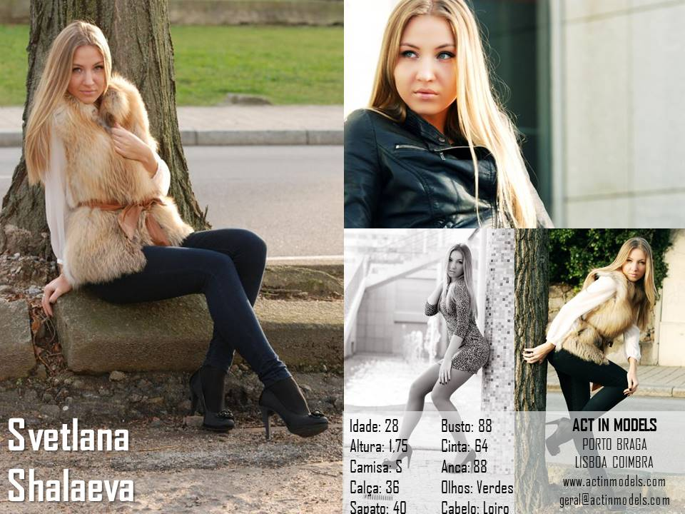 Svetlana Shalaeva – Composite