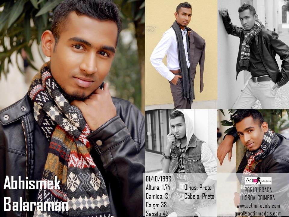 Abhismek Balaraman