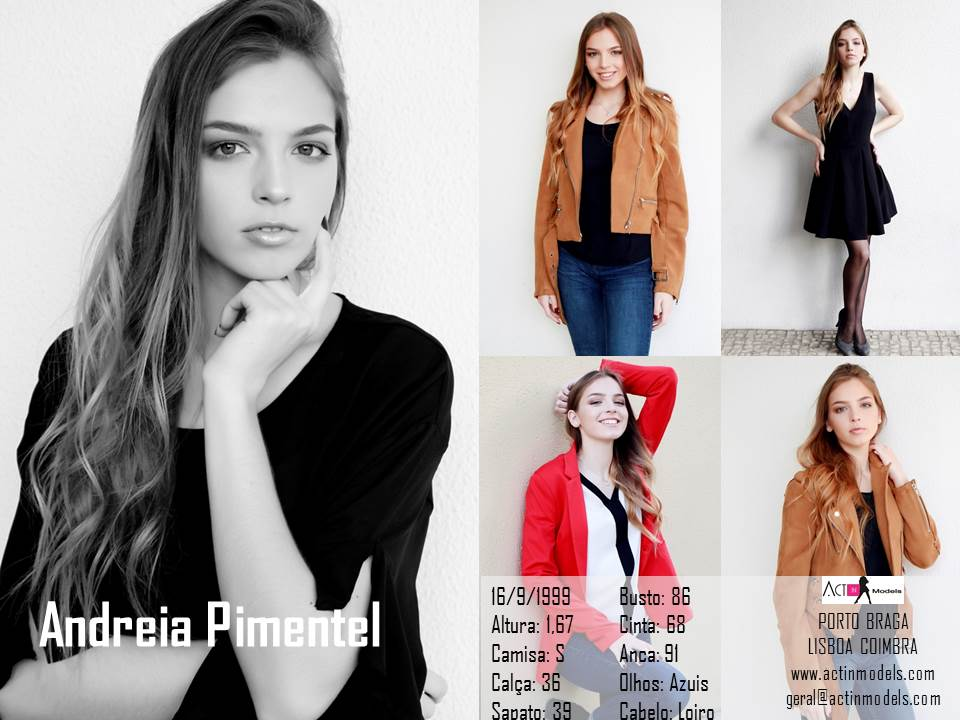 COMPOSITE Andreia Pimentel