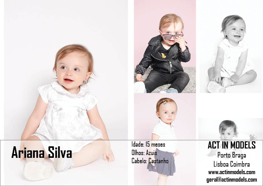 composite actin Ariana Silva