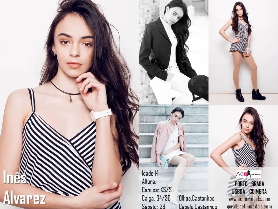 Ines Alvarez – Composite