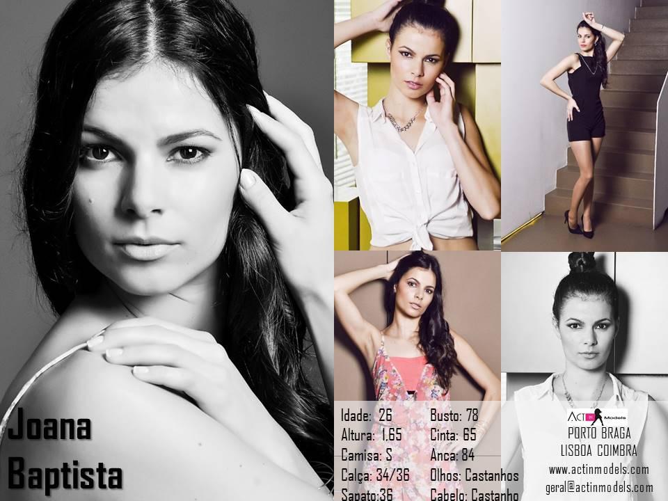 Joana Baptista – Composite