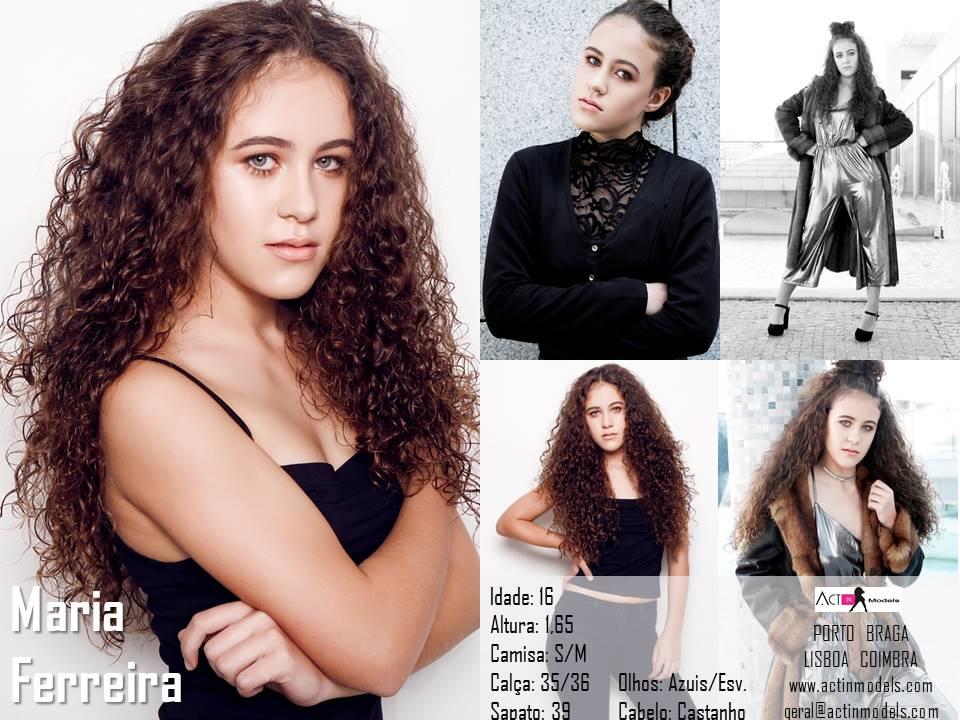 Maria Ferreira -Composite