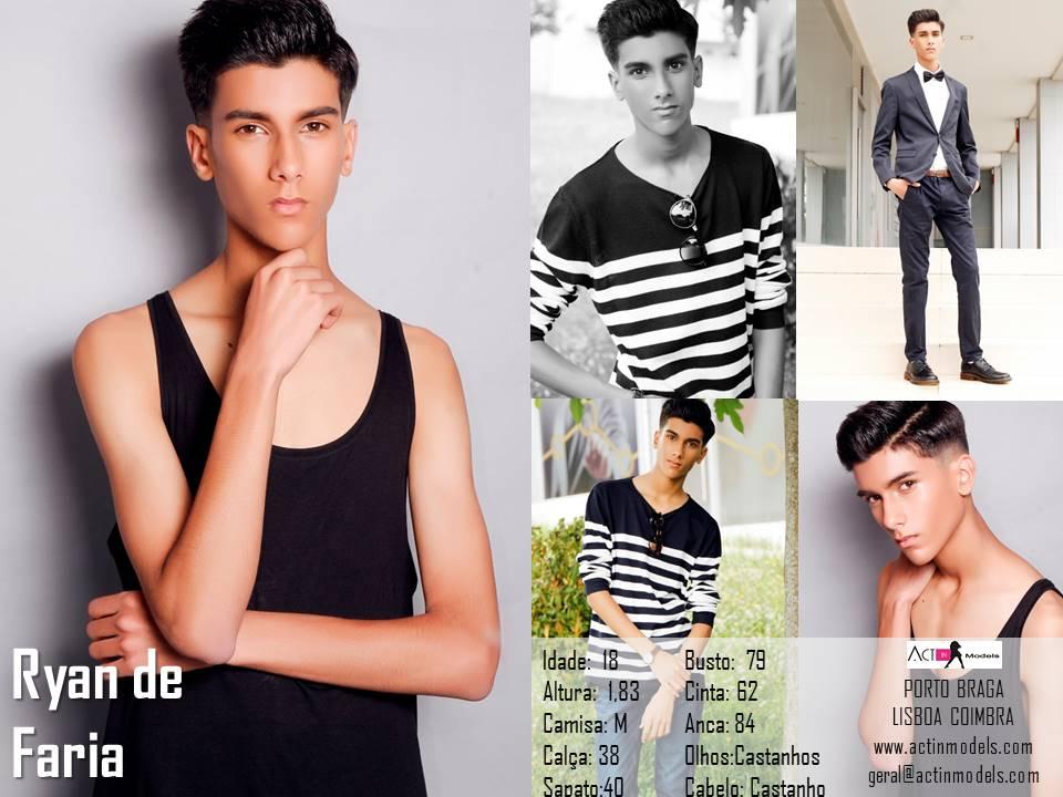 Ryan de Faria -Composite