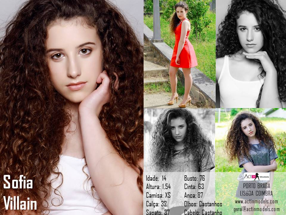 Sofia Gimarães Villain – Composite