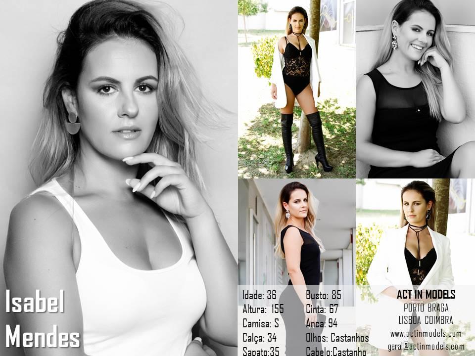 Isabel Mendes – Composite