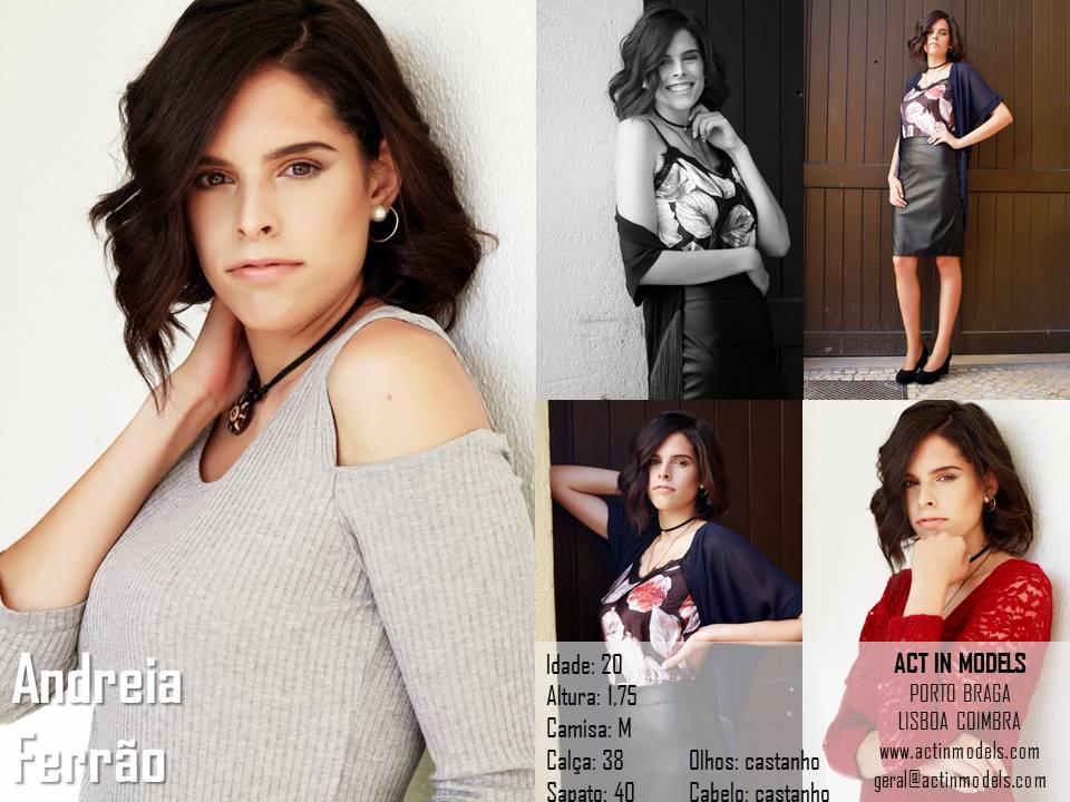 Andreia Ferrão – Composite