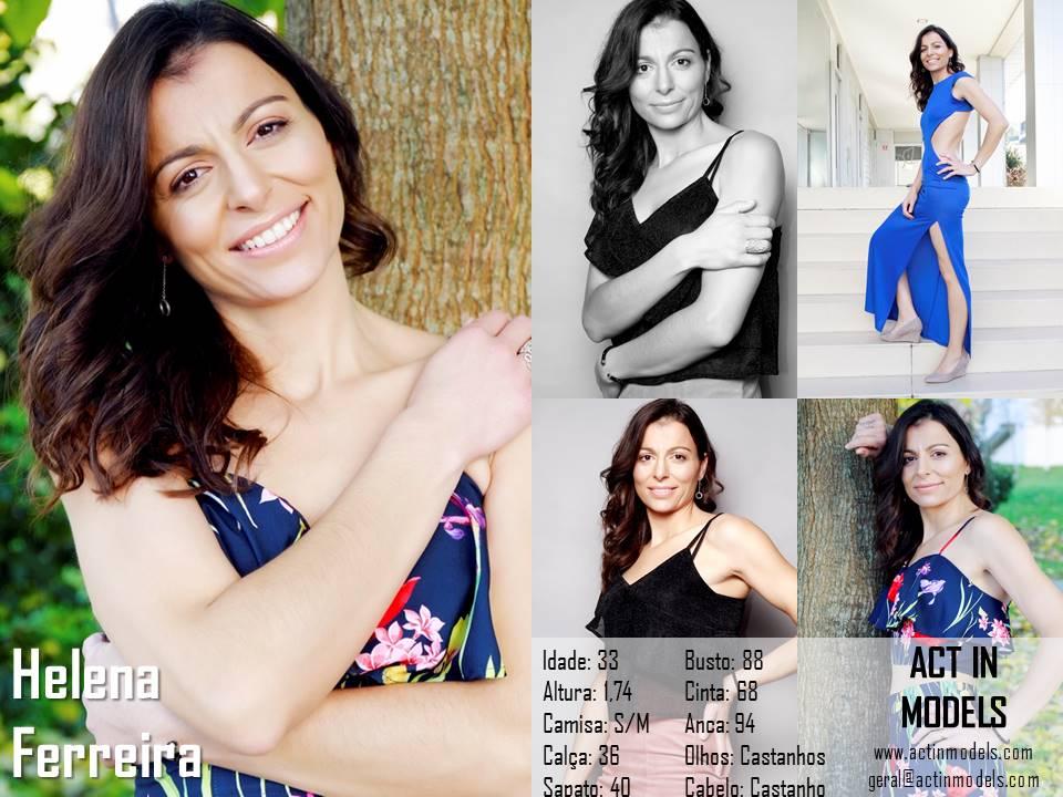 Helena Ferreira – Composite