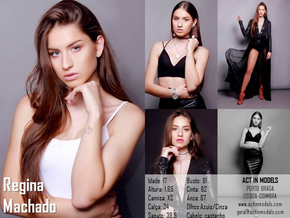 Regina Machado – Composite