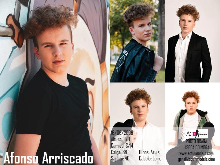 Afonso Arriscado